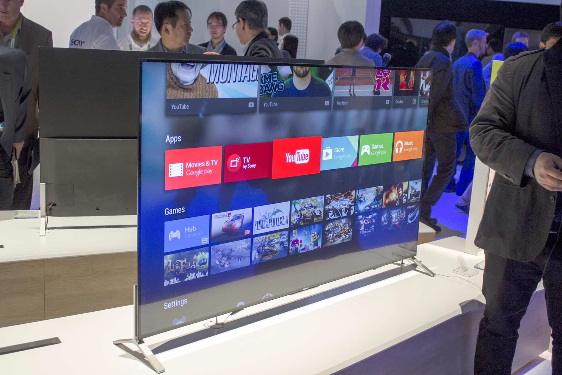 Sony Android TV Ah 1