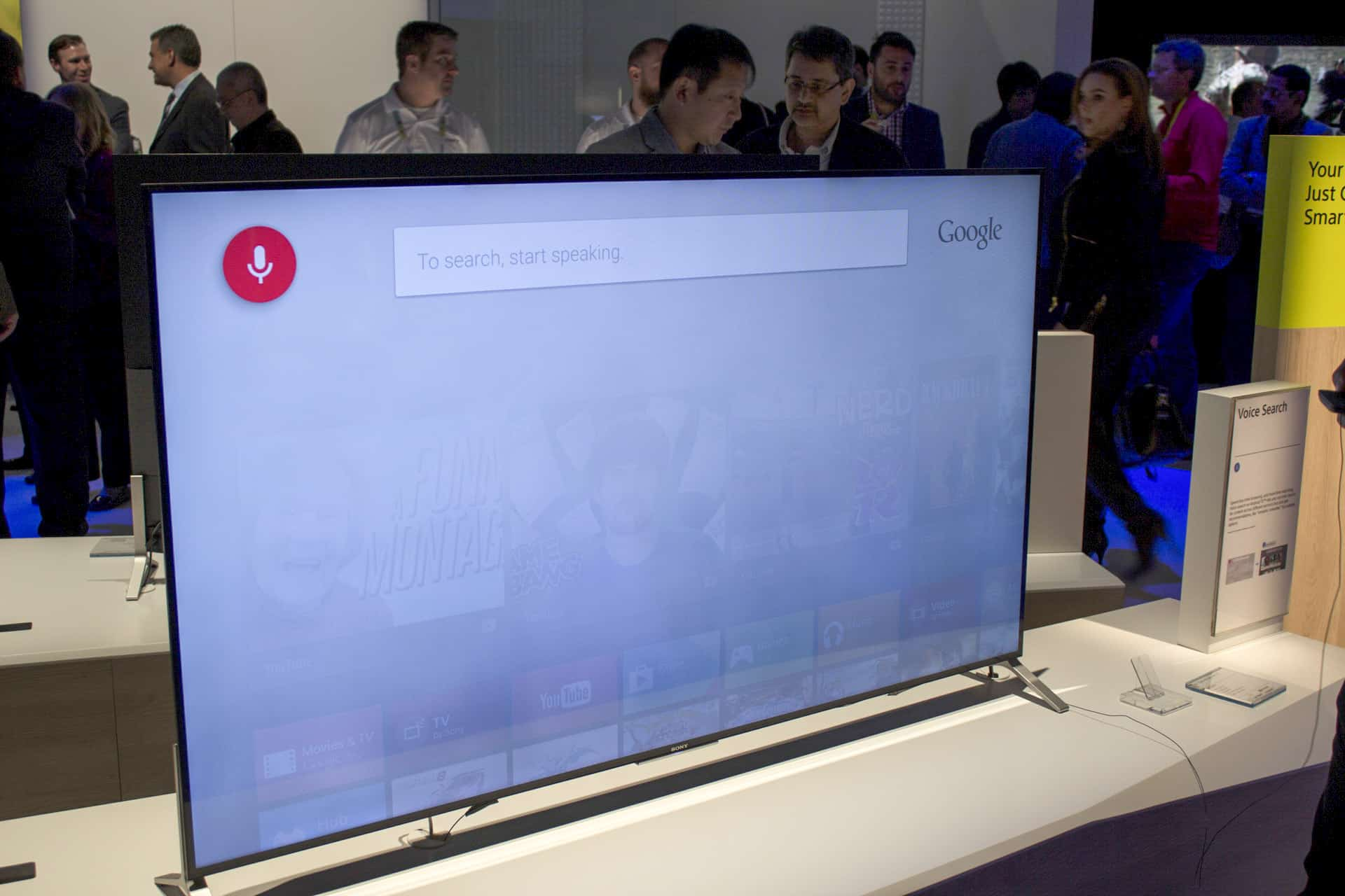~ MamakTalk ~: Hands On: Sony Bravia TV with Android TV!