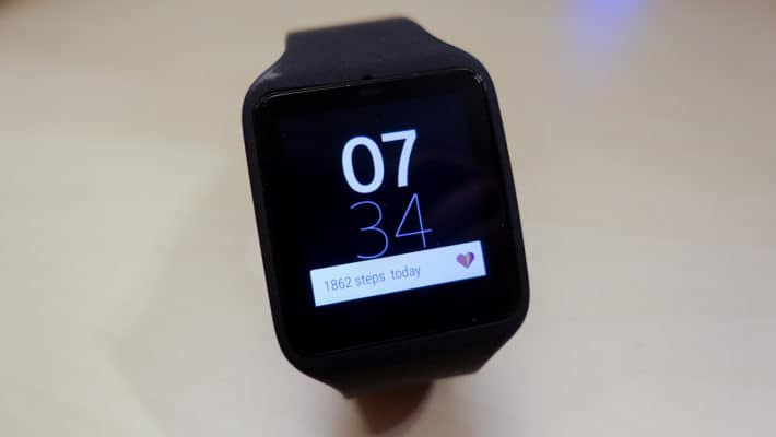 Deal: Sony Smartwatch 3 – $175