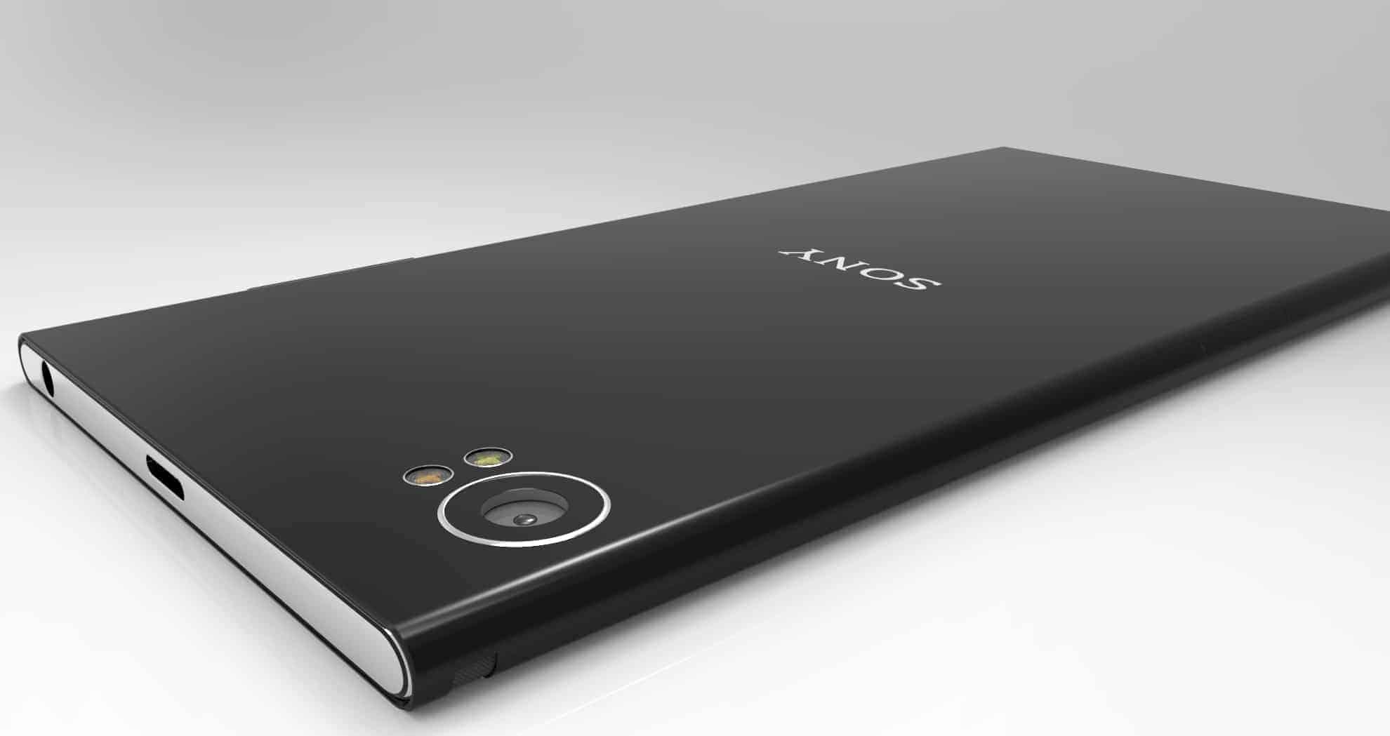 Sony Xperia Curve concept 1