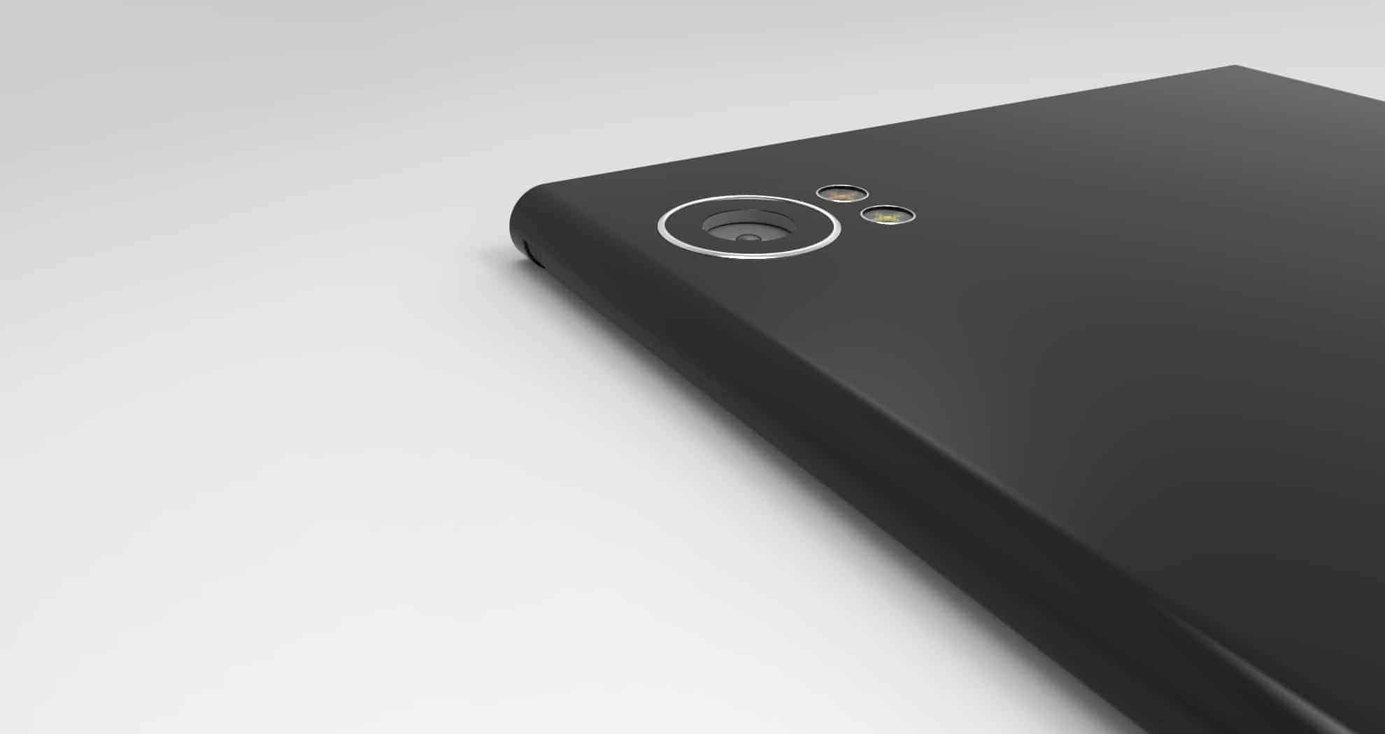 Sony Xperia Curve concept 3