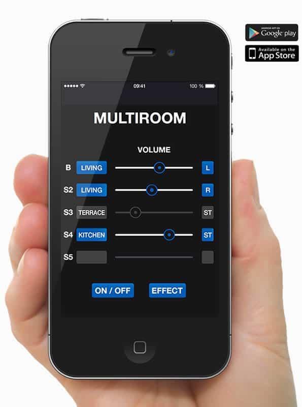SuperTooth MultiroomSystem App