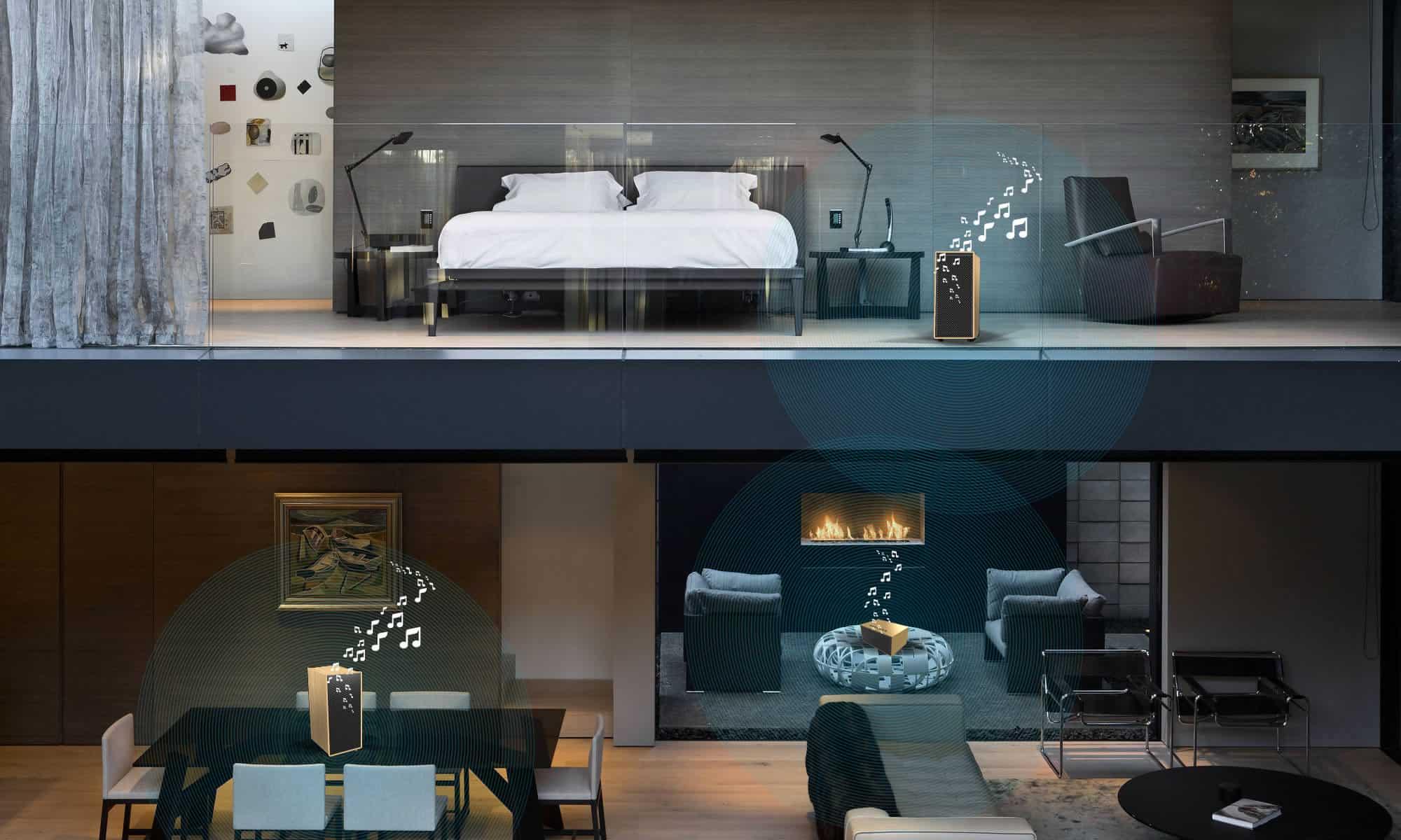 SuperTooth MultiroomSystem Lifestyle