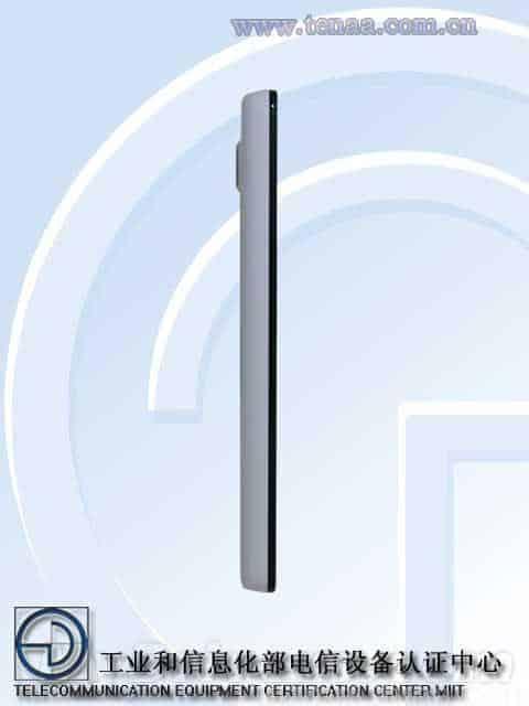 Xiaomi Leadcore handset TENAA 4