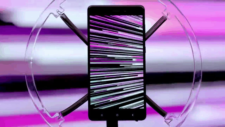Xiaomi Mi Note Commercial Screenshot