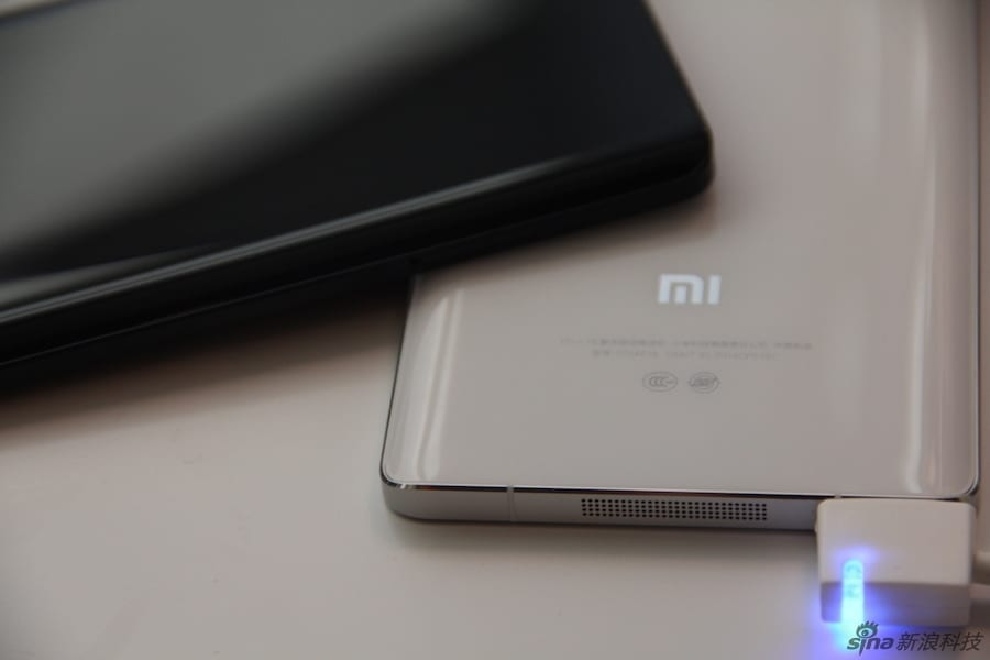 Xiaomi Mi Note and Mi Note Pro hands on Sina Technology 25