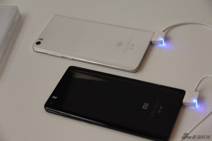 Xiaomi Mi Note and Mi Note Pro hands on Sina Technology 26