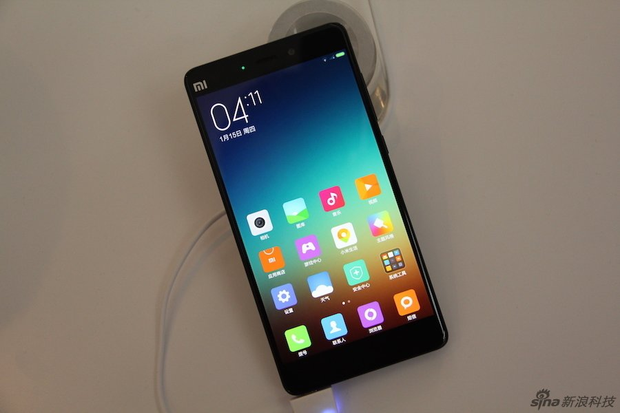 Xiaomi Mi Note and Mi Note Pro hands-on (Sina Technology)_28