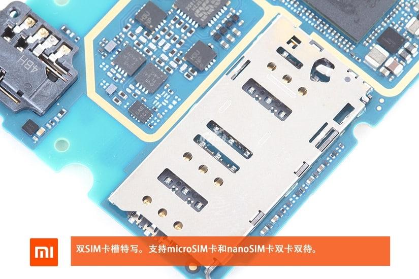 Xiaomi Mi Note teardown 18