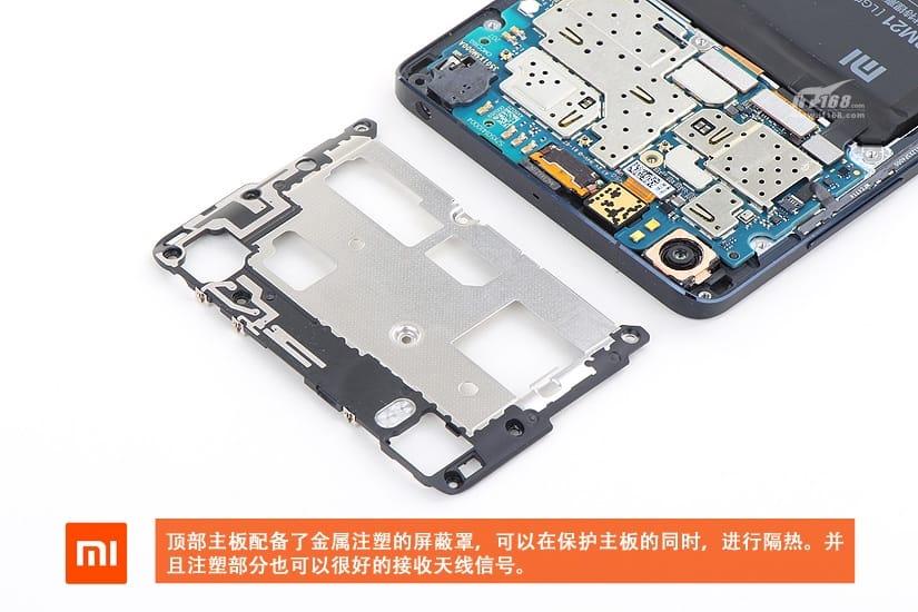 Xiaomi Mi Note teardown 5
