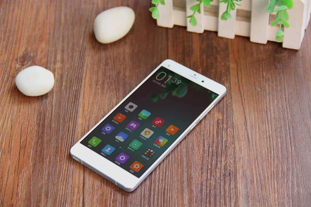 Xiaomi Mi Note unboxing China 5