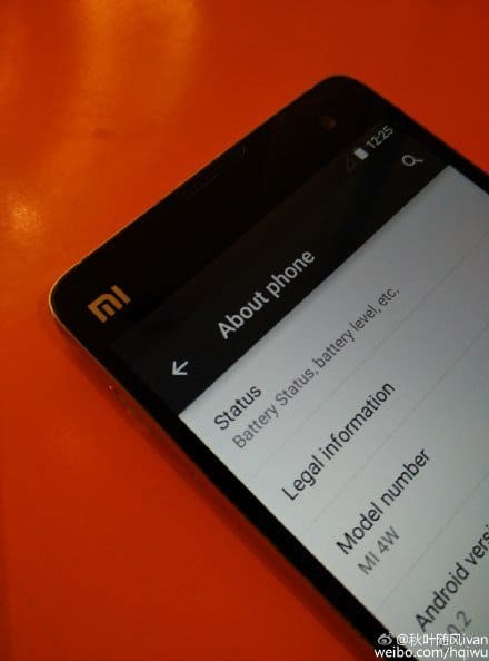 Xiaomi Mi4 CM12 Lollipop leak_2