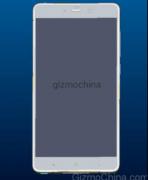 Xiaomi Mi4S leaked 3D schematics 2