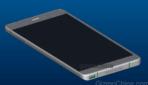 Xiaomi Mi4S leaked 3D schematics 4