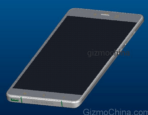 Xiaomi Mi4S leaked 3D schematics 5
