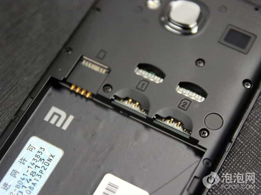 Xiaomi Redmi 2 unboxing China 12