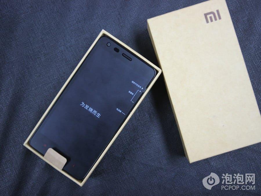 Xiaomi Redmi 2 unboxing China 3