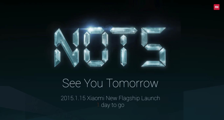 Xiaomi Redmi Note Mi5 teaser_22