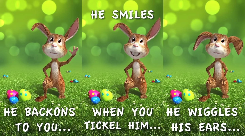 bunny paper