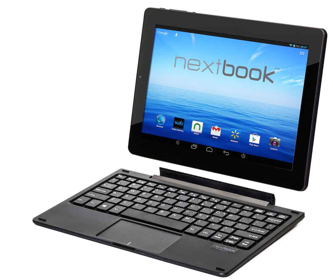 e fun nextbook tablet