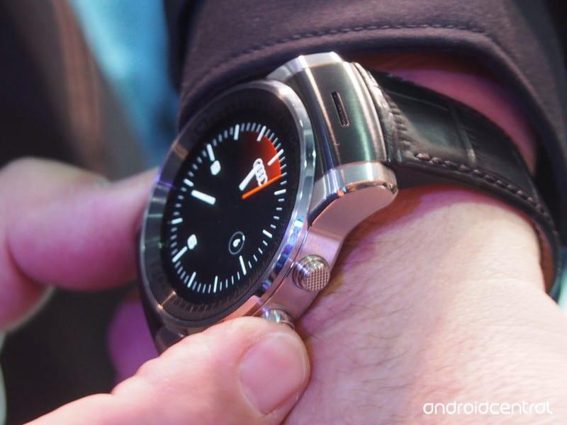 Audi LG watch
