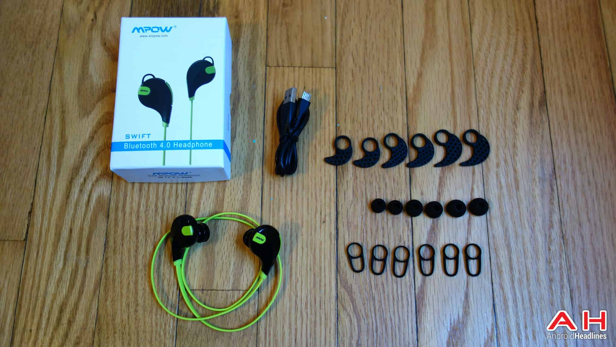 mpow swift bluetooth headphones