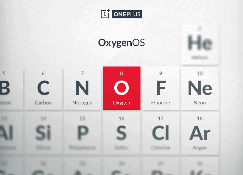 oxygenOS using a Mac