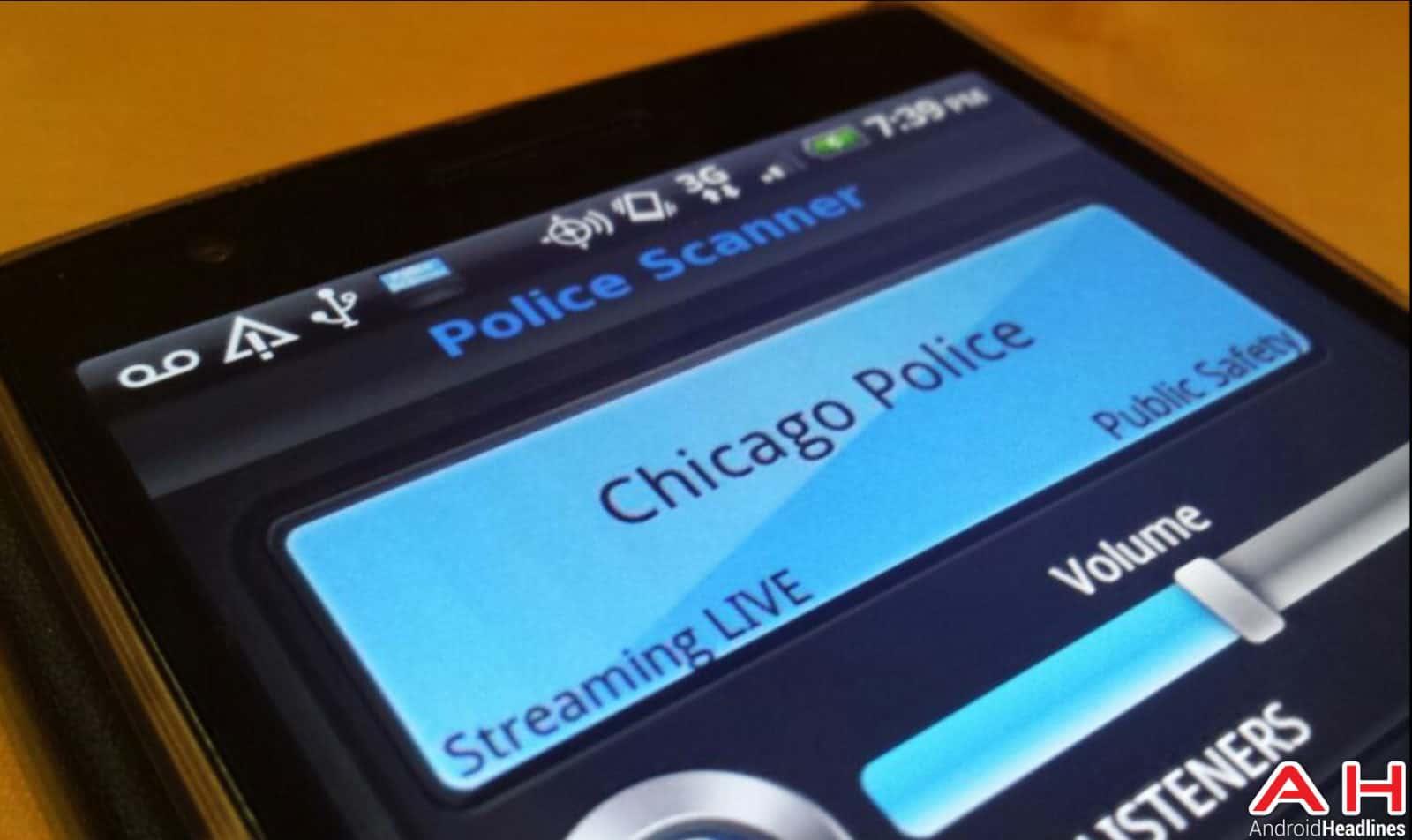 police scanne ah