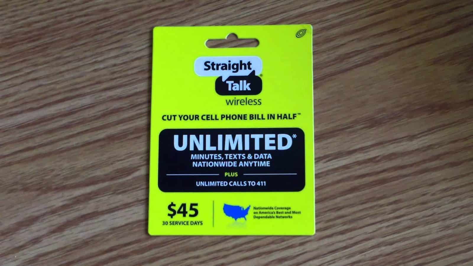 tracphone straight talk unlimited data