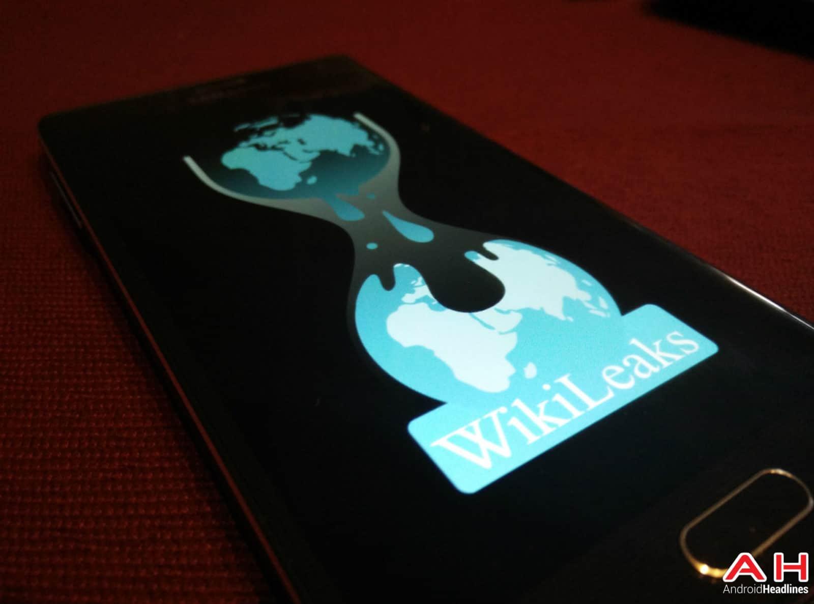 wikileaks AH