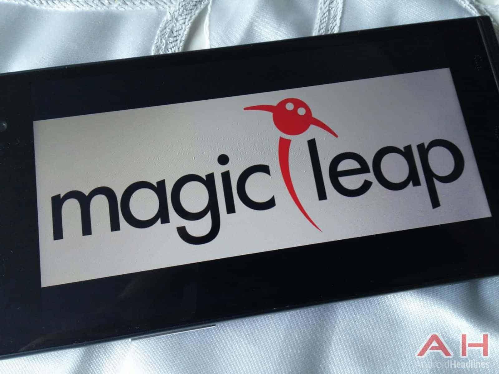 AH Magic Leap logo