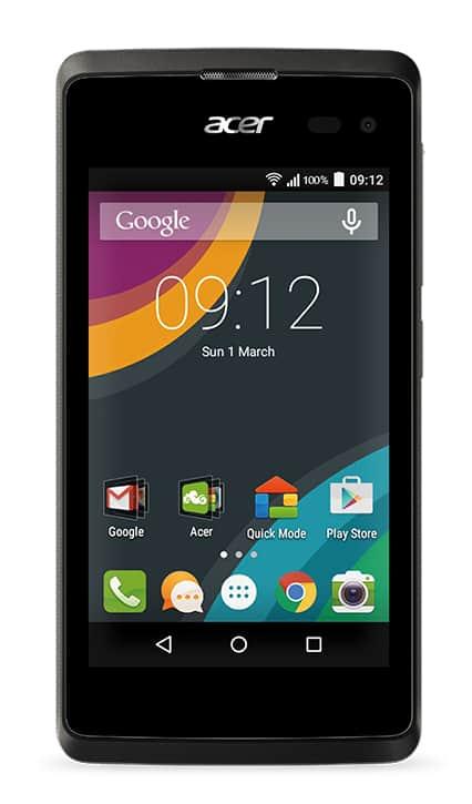 Acer Liquid Z220 black 01