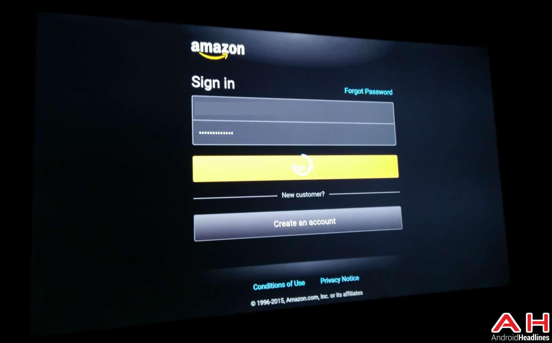 Amazon Android TV3