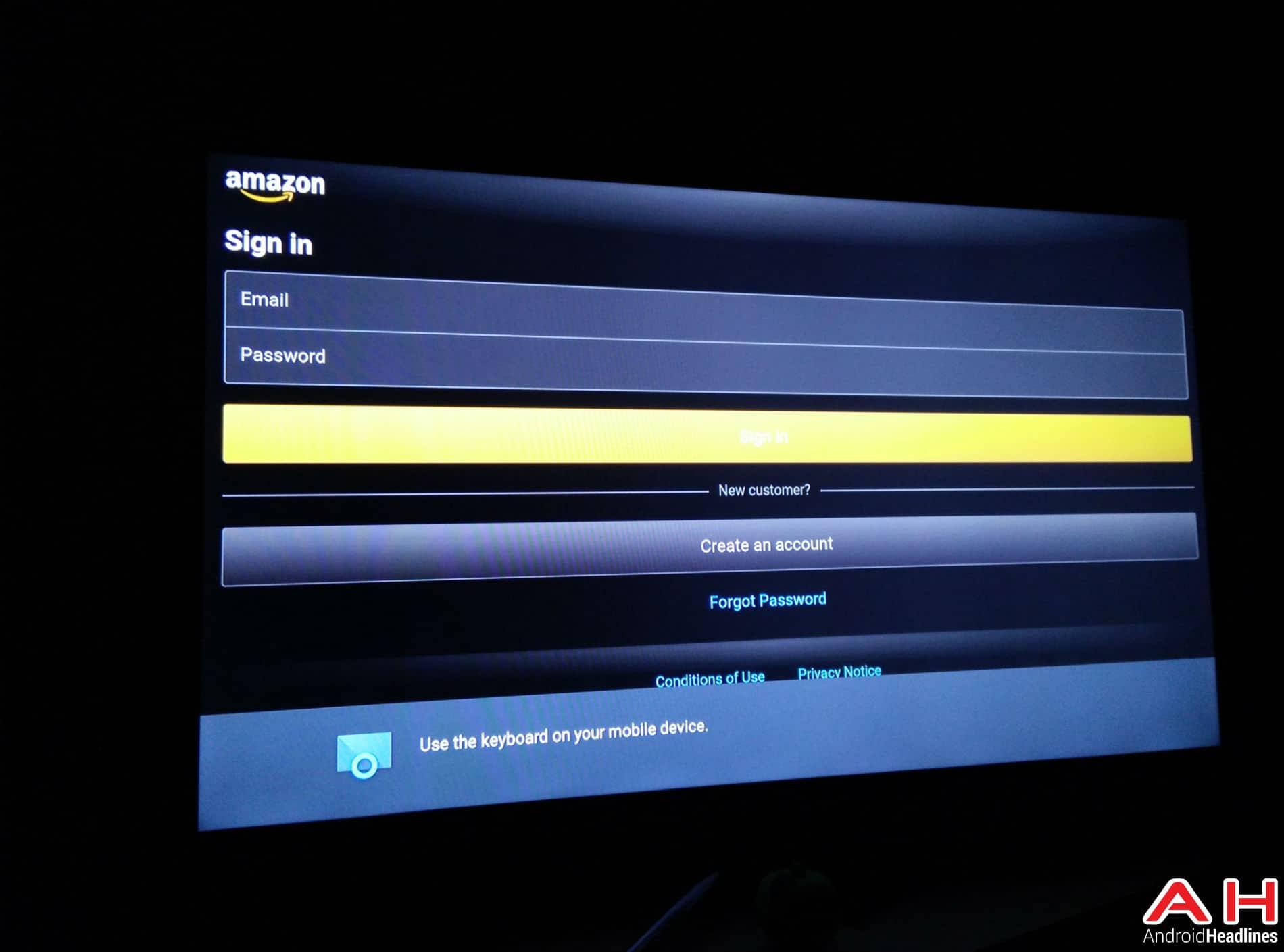 Amazon AndroidTV 4