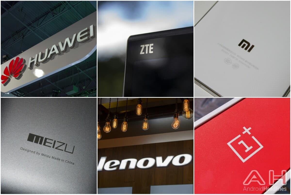 Chinese OEMs MWC headliner logos AH
