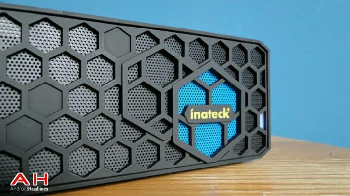 Featured Review: Inateck BTSP 10 Bluetooth Speaker