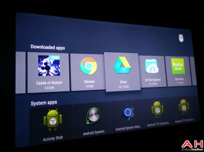 Android M Offers Android TV Improved Bluetooth And Storage
