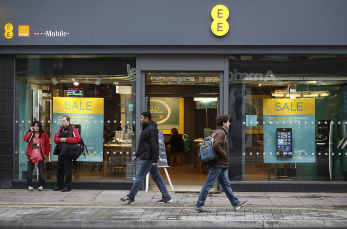 It's Official, BT Are Buying EE For £12.5 Billion