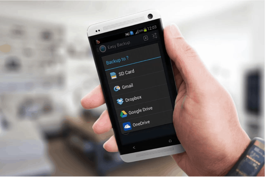 Easy Backup Android