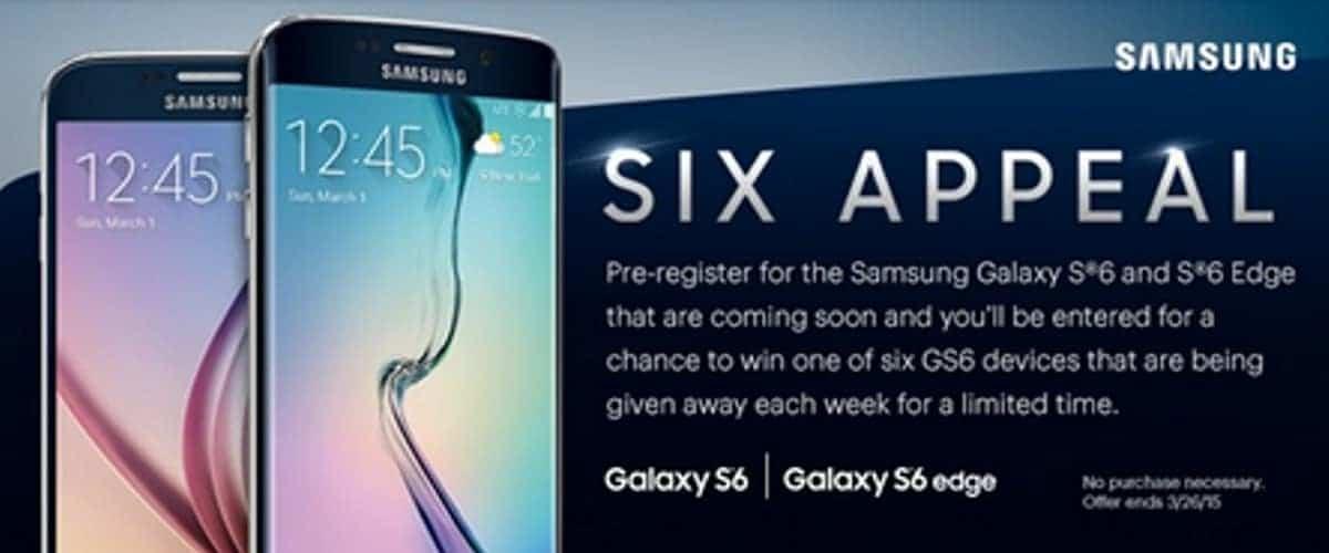 Galaxy S6 Leak Sprint