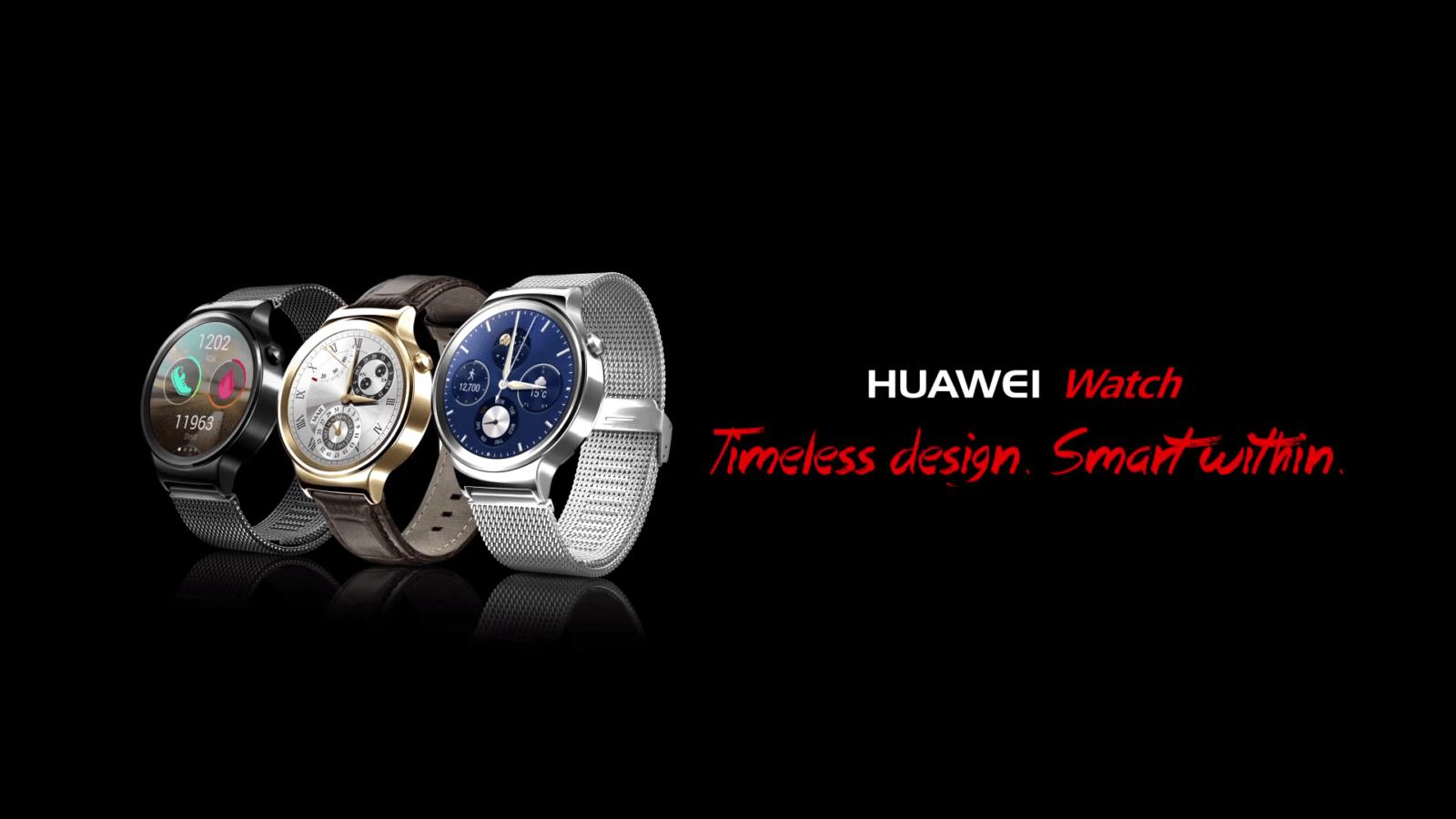 Huwaei Watch