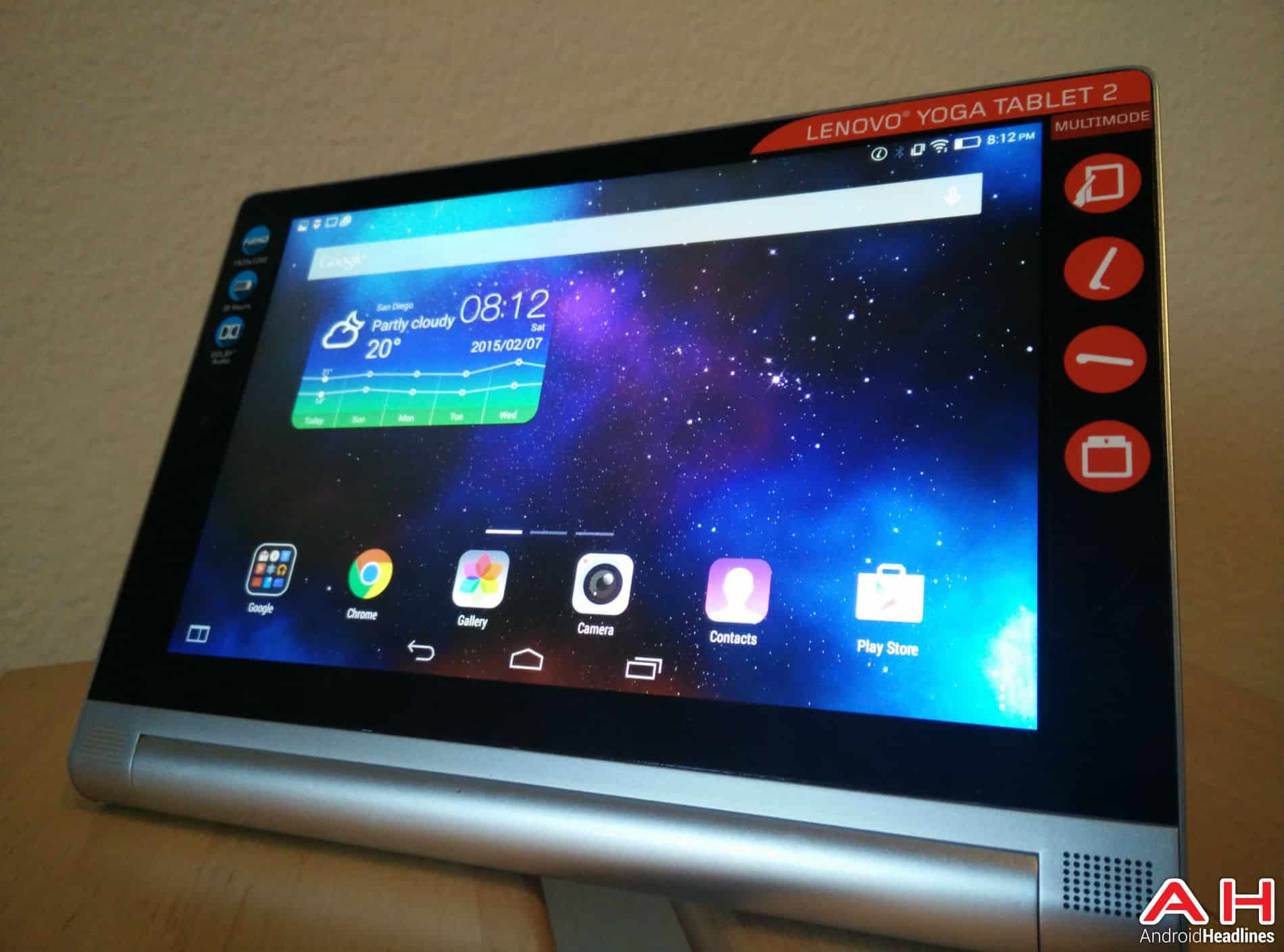 Lenovo Yoga Tablet 2 8 inch AH3