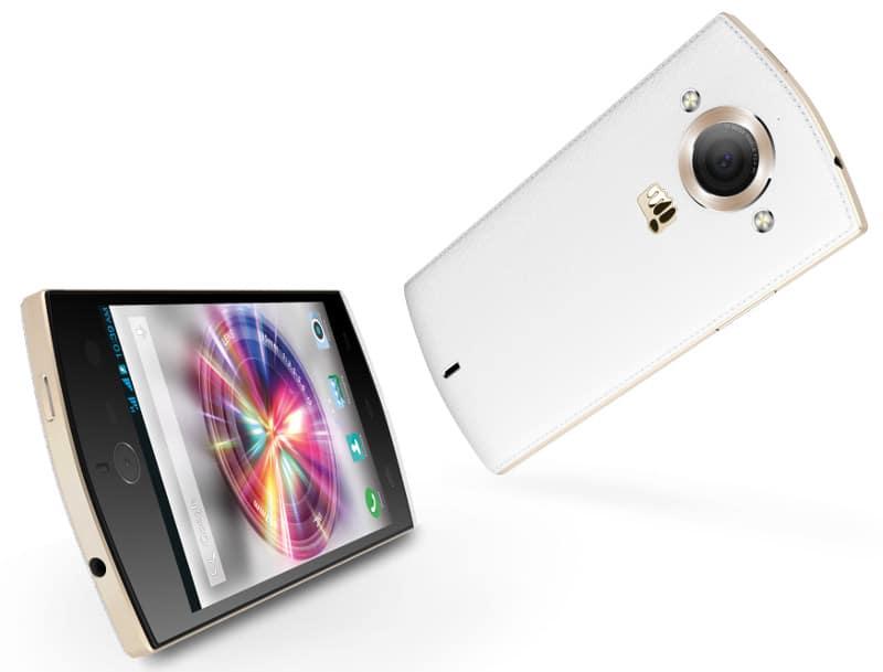 Micromax Canvas Selfie A255_2