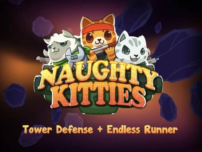 Naughty Kitties