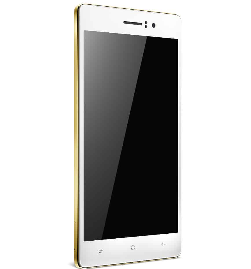 Oppo R5 limited gold edition_1