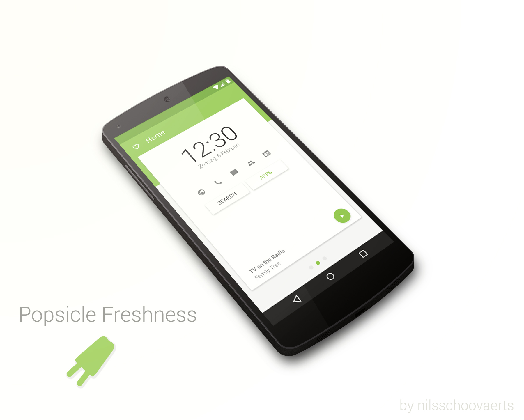 Top Android Homescreen Feb. 13th: Popsicle Freshness ...