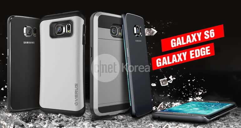 Samsung Galaxy S6 Edge Verus Leak