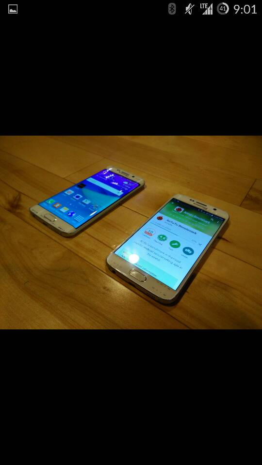 Samsung Galaxy S6 and S6 Edge leak 1