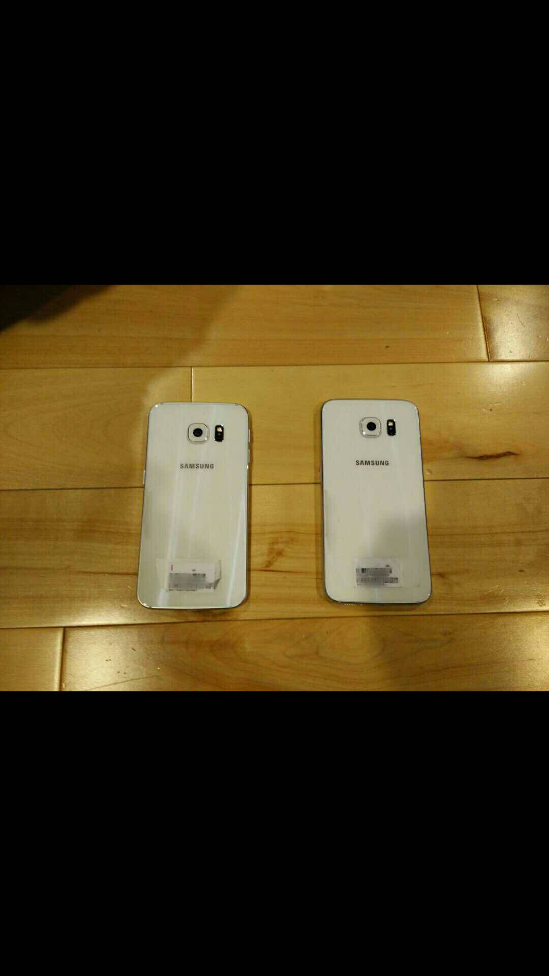 Samsung Galaxy S6 and S6 Edge leak 2