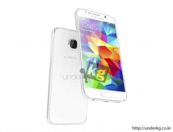 Samsung Galaxy S6 leaked render_12